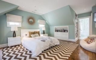 ERI Building & Design, LLC remodels bedrooms