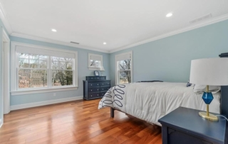 Bedroom in Darien, CT