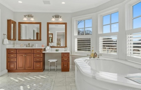 Bathroom Remodel in Darien Connecticut