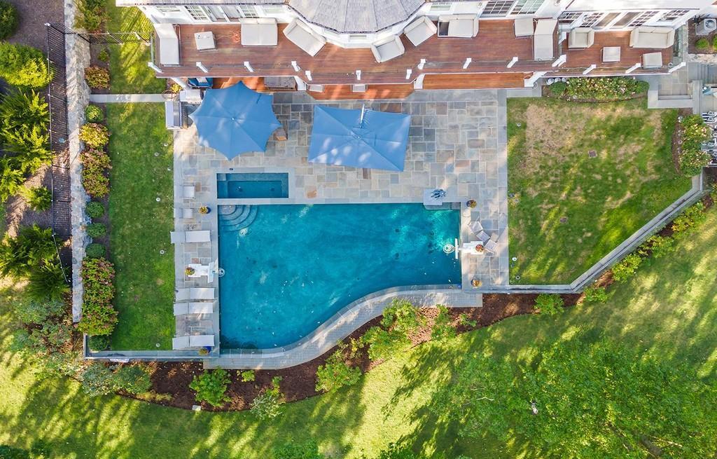 Pool installation by ERI Building & Design, LLC in Darien, CT