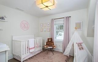 Nursery remodeled by ERI Building & Design, LLC in Darien, CT