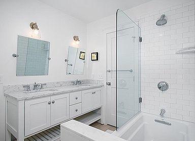 Bathroom remodeled by ERI Building & Design, LLC