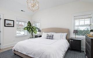 Bedroom remodeled in Darien, CT by ERI Building & Design, LLC