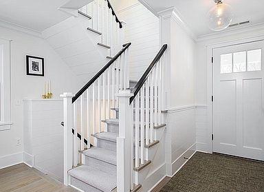 Stairs installed by ERI in Darien, CT